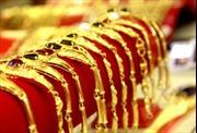 Giá vàng giảm, vẫn đắt hơn thế giới 1,2 triệu đ/lượng