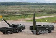 Nga tiếp tục triển khai tên lửa Iskander-M tới Kaliningrad