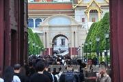 Thái Lan mở cửa Hoàng cung để người dân viếng Nhà Vua