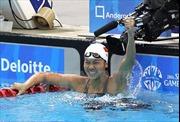 Nguyễn Thị Ánh Viên tham gia Giải bơi VĐQG 2016