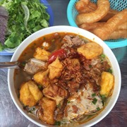 Những quán ăn sáng ngon nhất Hà Nội