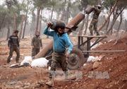 Phe đối lập Syria sử dụng khí độc ở Aleppo