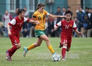 Quyết đạt thành tích tốt tại vòng loại U19 nữ châu Á 2017