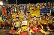 U21 Hà Nội T&T bảo vệ thành công chức vô địch