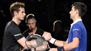 Djokovic và Murray đua tranh tại Paris Masters