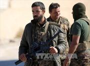 SDF bắt đầu chiến dịch chiếm Raqqa