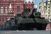 """Anh lo ngại sức mạnh của """"siêu tăng"""" Armata"""