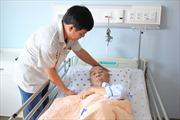 Can thiệp nội mạch cứu sống cụ bà 90 tuổi xuất huyết tiêu hóa