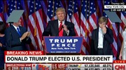 Ông Donald Trump nói gì trong tuyên bố đắc cử Tổng thống Mỹ?