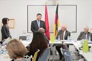 Hội Đức-Việt tích cực thúc đẩy mối quan hệ hai nước
