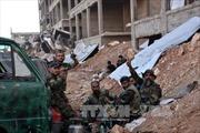 Syria giành lại 2 khu vực chủ chốt mới rơi vào tay quân nổi dậy ở Aleppo