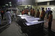 IS nhận đánh bom thảm khốc thánh đường Hồi giáo Pakistan