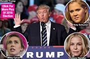 """Hàng loạt """"sao"""" rời bỏ nước Mỹ vì Trump: Lời hứa gió bay?"""