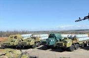 Nga chỉ trích Ukraine tập trận bắn tên lửa gần bán đảo Crimea