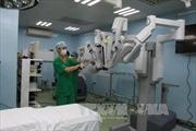 Khánh thành khu phẫu thuật bằng Robot đầu tiên tại Việt Nam