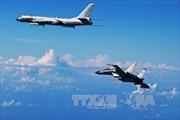 Không quân Trung Quốc đột ngột tăng cường hoạt động
