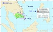 Áp thấp nhiệt đới gần bờ, mưa lũ ở miền Trung và Nam Bộ