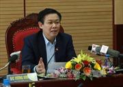 Phó Thủ tướng Vương Đình Huệ hội đàm với Giám đốc Quốc gia WB tại Việt Nam
