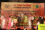 Đội bóng đến từ Nhật Bản giành chức vô địch BTV – Number 1 Cup