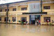 Hỗ trợ khắc phục thiệt hại do mưa lũ