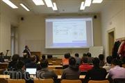 Hội thảo khoa học của trí thức trẻ Việt Nam tại Séc và Áo