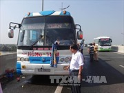 Đảm bảo an toàn giao thông cao tốc TP Hồ Chí Minh – Trung Lương