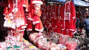 Sức mua hàng hóa khởi sắc trong mùa Giáng sinh