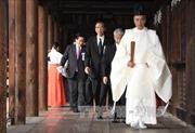 Bộ trưởng Quốc phòng Nhật Bản thăm đền Yasukuni