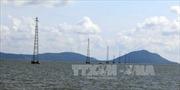 526 hộ dân trên đảo Hòn Nghệ đón điện lưới quốc gia