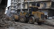Lặng tiếng súng, người dân Aleppo tìm cách đứng lên từ đổ nát