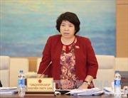 Đoàn giám sát của Quốc hội kiểm tra về an toàn vệ sinh thực phẩm tại Bạc Liêu