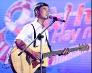 """Bùi Công Nam Sing My Song hạnh phúc khi Thùy Chi cover ca khúc """"Nghe này ai ơi"""""""