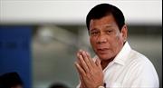Tỷ lệ tín nhiệm ông Duterte vẫn cao ngất
