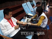 Lan tỏa mạnh mẽ phong trào hiến máu nhân đạo
