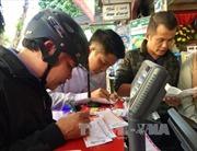 Bán dạo vé số Vietlott tại Ninh Thuận dù chưa được phép