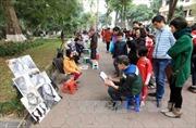 Không để phố đi bộ hồ Hoàn Kiếm mất an ninh trật tự  trong dịp Tết