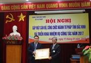 Sở Tư pháp Bắc Ninh nâng cao chất lượng hoạt động cải cách tư pháp