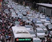 Lý giải vì sao Hà Nội giới hạn cuộc thi chống ùn tắc giao thông