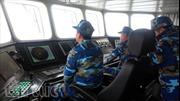 Cận Tết cảnh sát biển vẫn sẵn sàng trực chiến