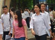 Vẫn giữ 'điểm sàn' trong kỳ tuyển sinh ĐH, CĐ 2017