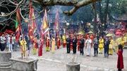 Lễ hội mùa xuân Côn Sơn - Kiếp Bạc năm 2017 sẽ khánh thành Cửu Phẩm Liên Hoa