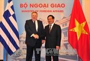 Thống nhất các biện pháp thúc đẩy hợp tác Việt Nam - Hy Lạp