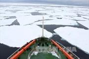 Diện tích băng ở Nam Cực giảm xuống mức thấp kỷ lục