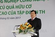 Khởi công dự án nông nghiệp công nghệ cao tại Thái Bình