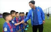 Barcelona mở học viện 'đào tạo Messi' tại Trung Quốc