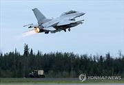Không quân Mỹ tại Hàn Quốc tập trận đối phó Triều Tiên