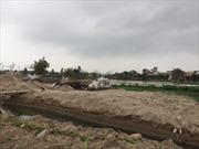 Cán bộ thôn xẻ đất công bán, gây bức xúc cho người dân