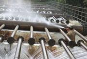 Hà Nội khởi công nhà máy nước sạch liên vùng