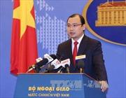 Việt Nam yêu cầu Trung Quốc tôn trọng chủ quyền và luật pháp quốc tế