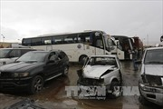 Đánh bom liều chết tòa án ở Damascus, hơn 20 người thiệt mạng